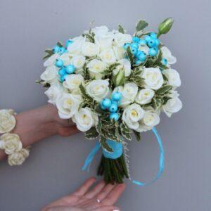 Как выбрать свадебные букеты