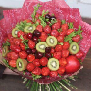 Букеты с фруктами