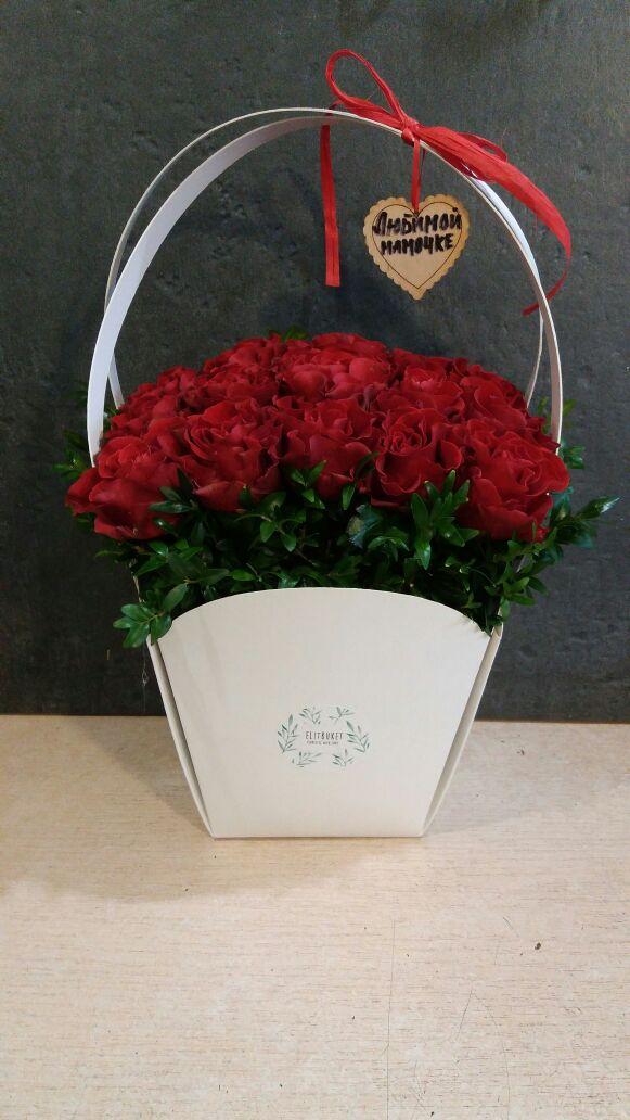 35ef8eaf5f06 Сумочка с красными розами