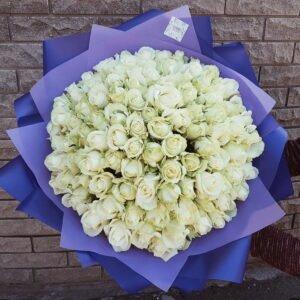 101 роза Авеланж